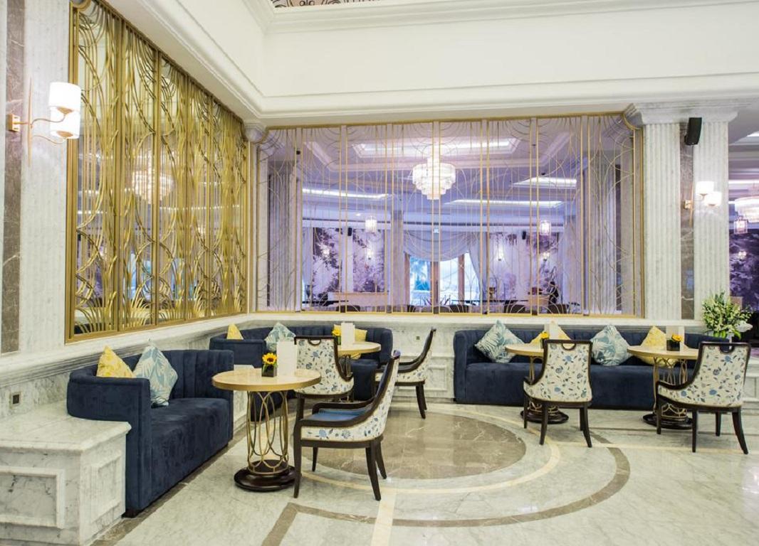 Khu Vực Sảnh Khách Sạn Vinpearl Resort & Spa Hạ Long
