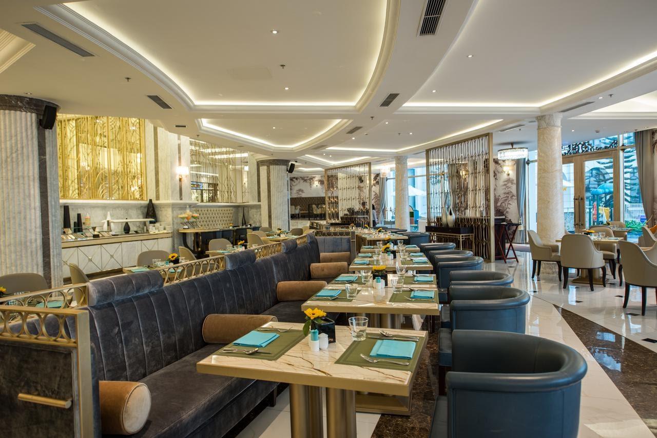 Nhà hàng Vinpearl Resort & Spa Hạ Long