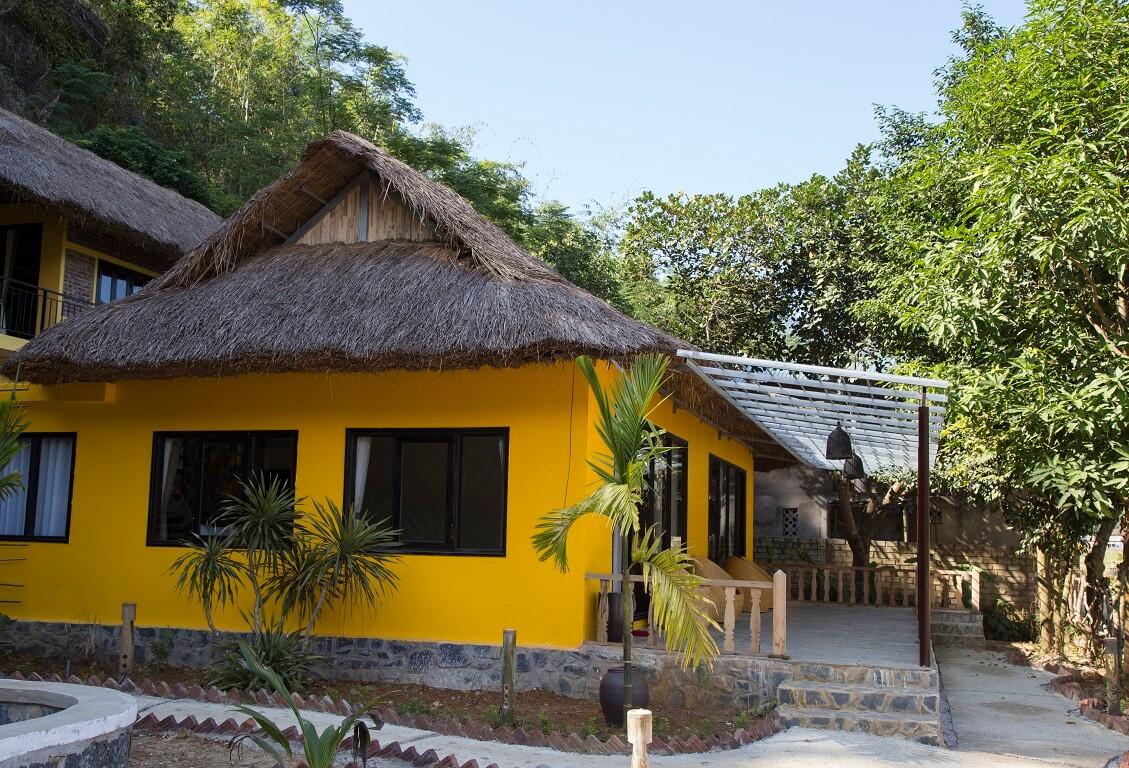 Mai Chau Sunrise Village & Nature Lodge