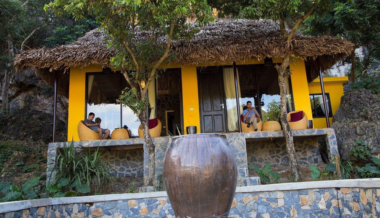 Mai Chau Sunrise Village Nature Lodge