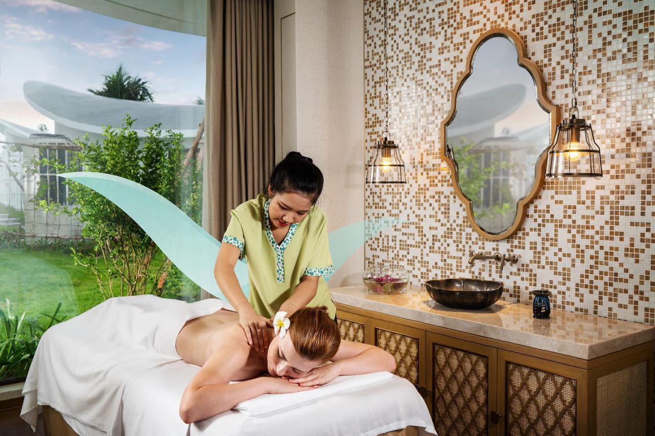 Spa Movenpick Resort Waverly Phu Quoc
