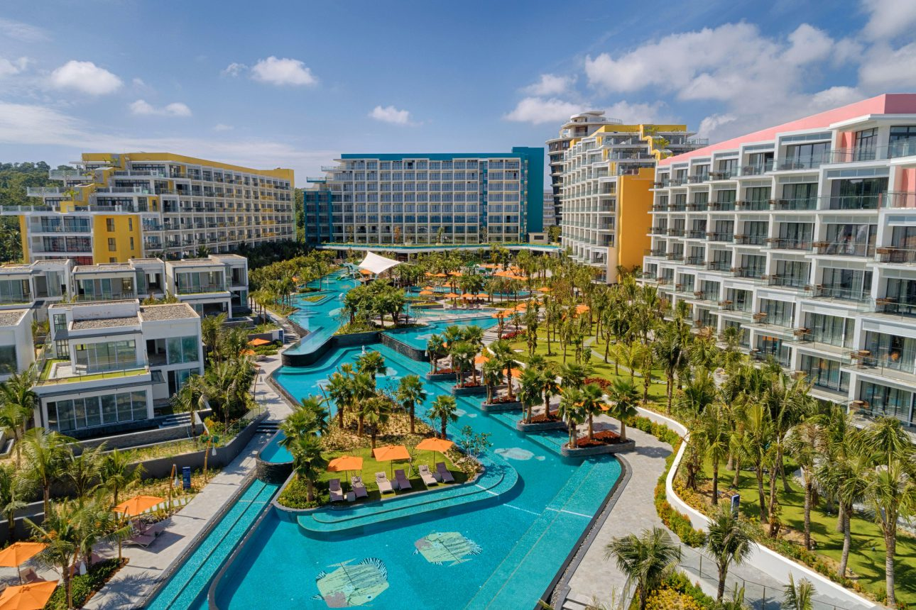 Bể bơi Premier Residences Phú Quốc