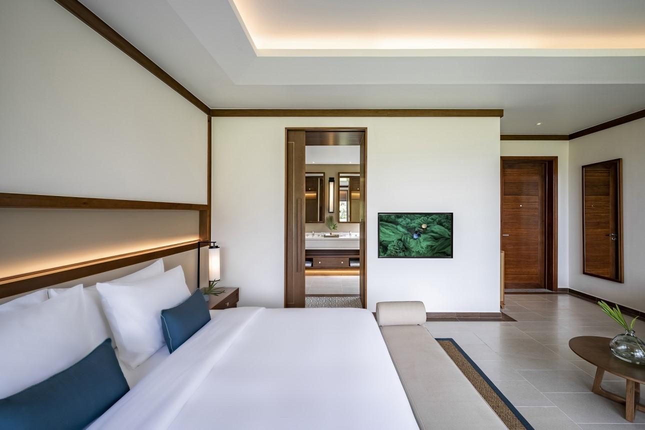 Semi Detached Villa Bedroom