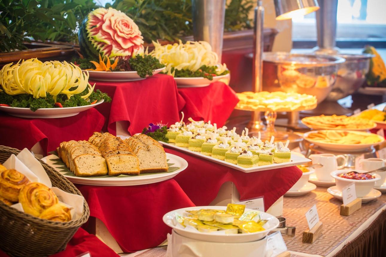Nhà hàng Đà Lạt Edensee Lake Resort