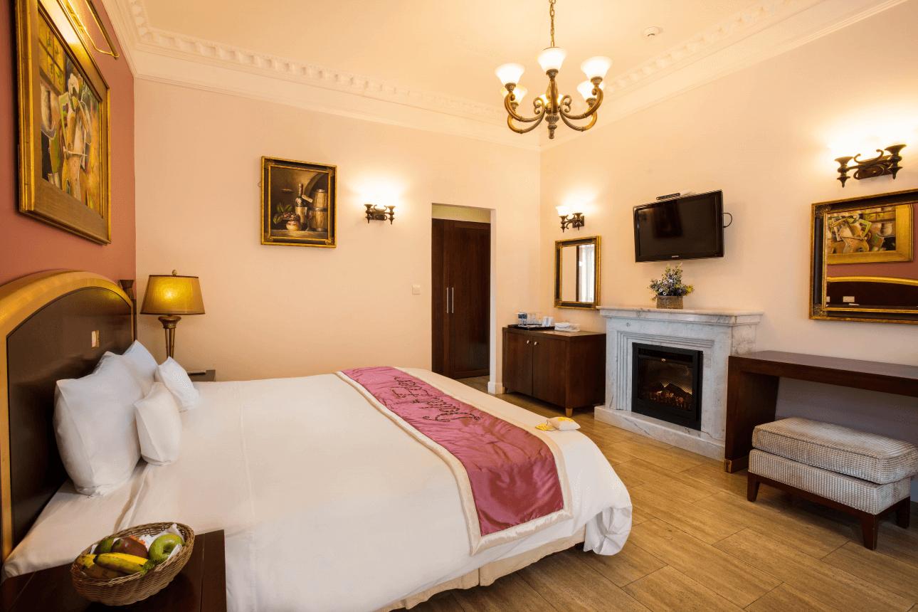 Phòng ngủ hạng Mimosa