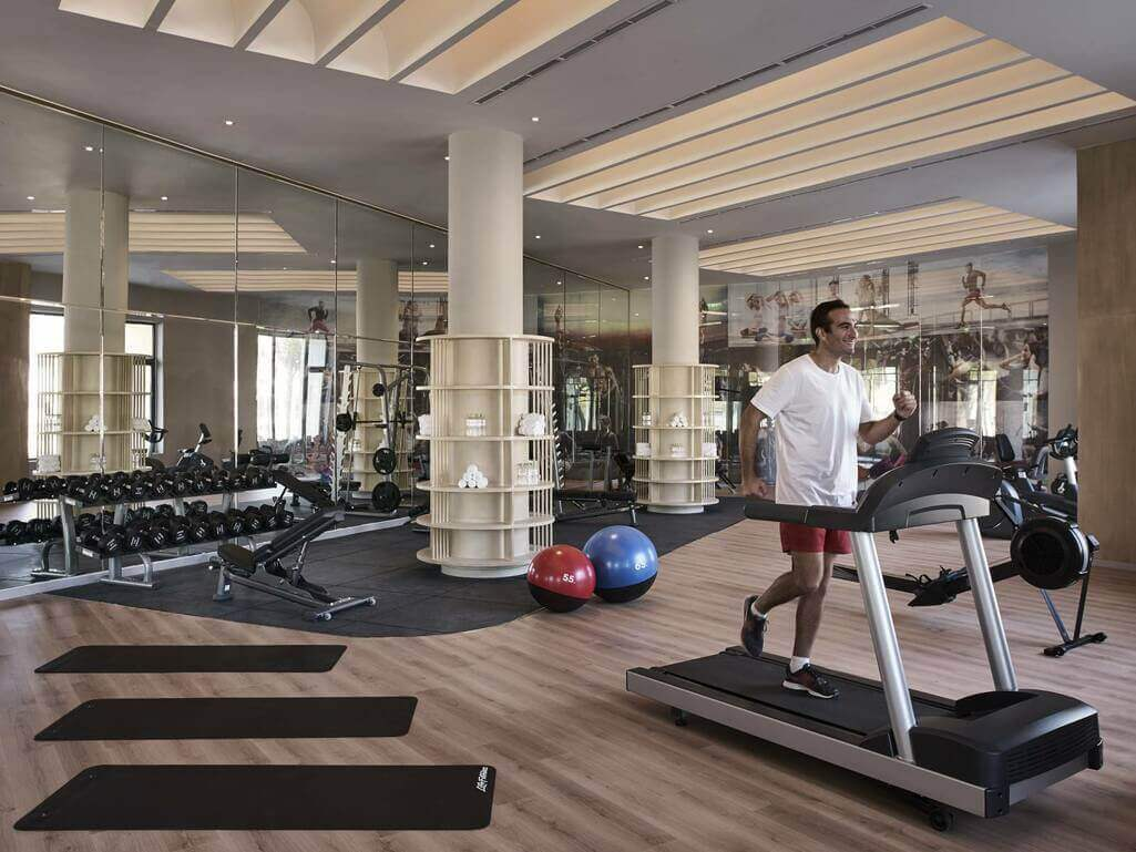 Gym Premier Residences Phú Quốc Emerald Bay