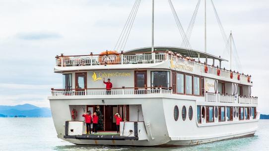 Du thuyền Calypso