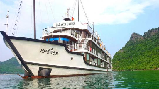 Du thuyền La Casta Regal