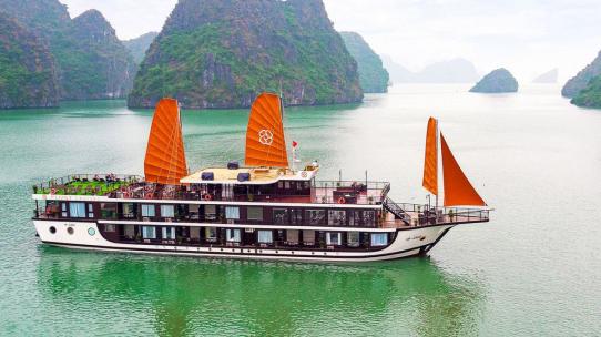 Du thuyền Peony