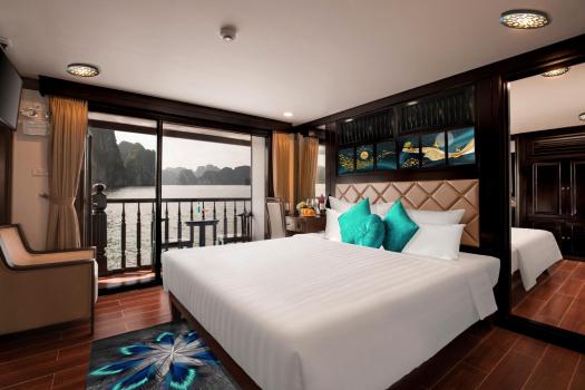 Alisa Premier Suite Balcony