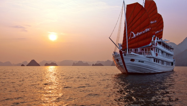 Du thuyền Aphrodite