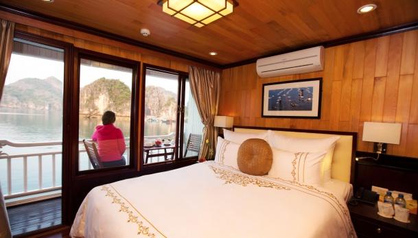 Phòng Luxury Balcony
