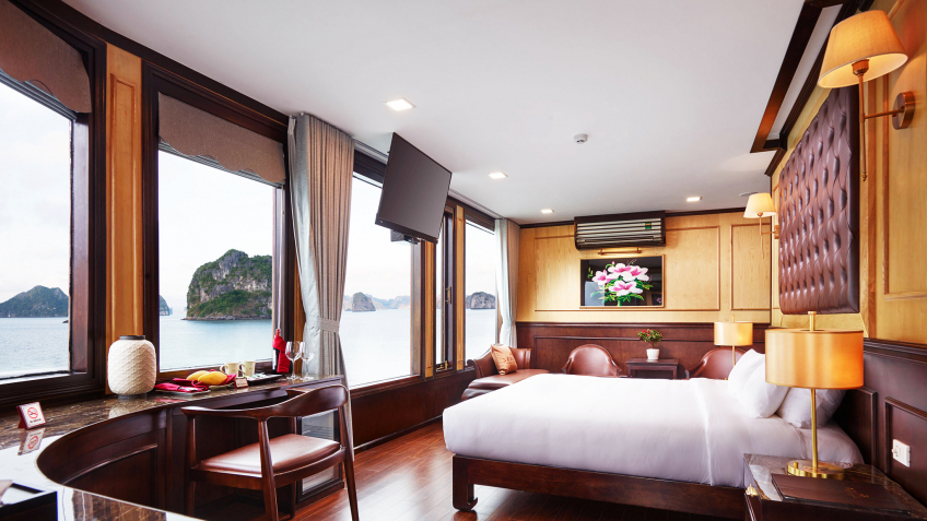 Phòng Double Suite