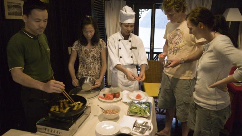 Lớp Học Nấu ăn