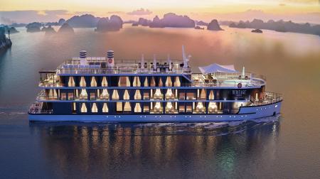 Du thuyền Heritage