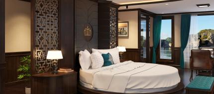 Phòng VIP du thuyền Laregina Cruises