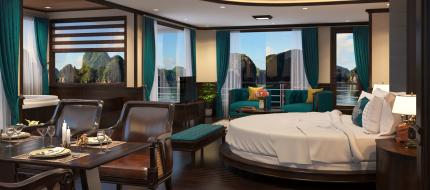 Bedroom VIP Laregina Cruises 03