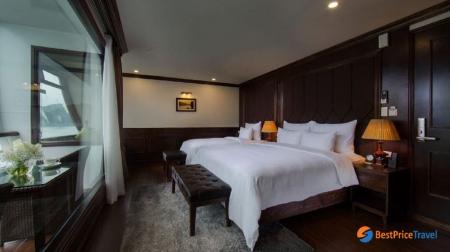 Elegance Family Suite (phòng 04 khách)