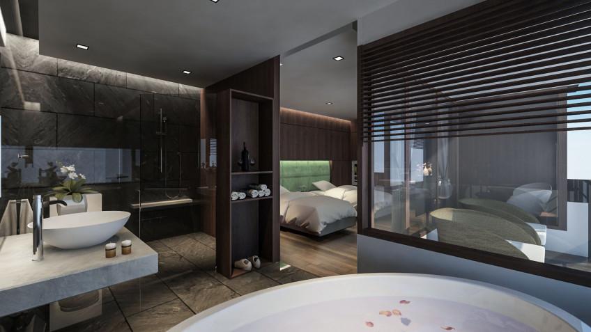 Phòng Family Premium Suite