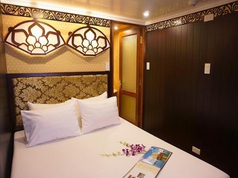 Deluxe Cabin - Oriental Sails