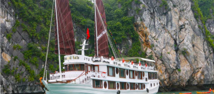 Du Thuyền 3 Sao Oriental Sails