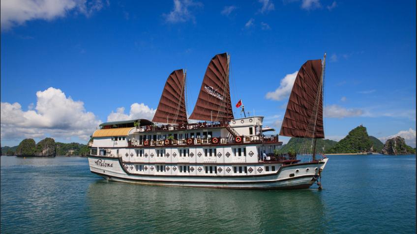 Du thuyền Paloma