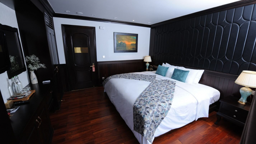 Double Suite Cabin