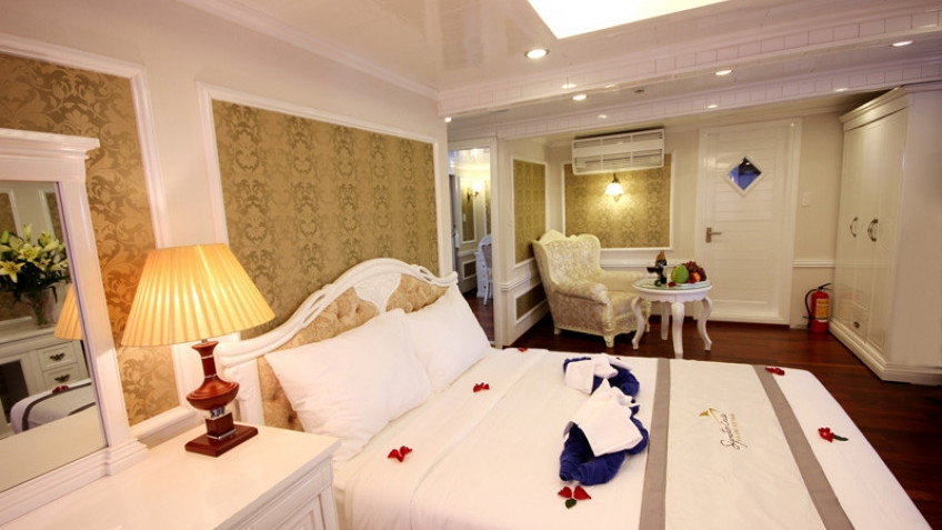Phòng Elite Family Suite