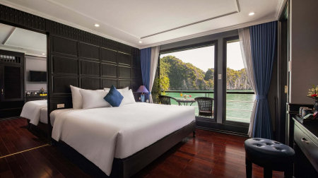 Connecting Senior Suite (4 người lớn)
