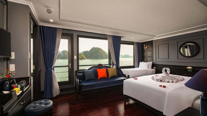 Family VIP Balcony Suite