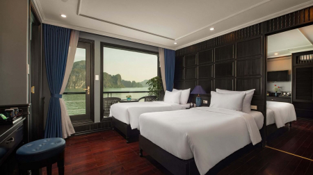 Connecting Junior Suite (4 người lớn)