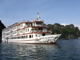 Du thuyền Sealife