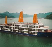 Toàn cảnh du thuyền