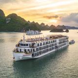 Du thuyền Indochine Cruise