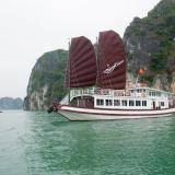 Du thuyền Swan 1 ngày