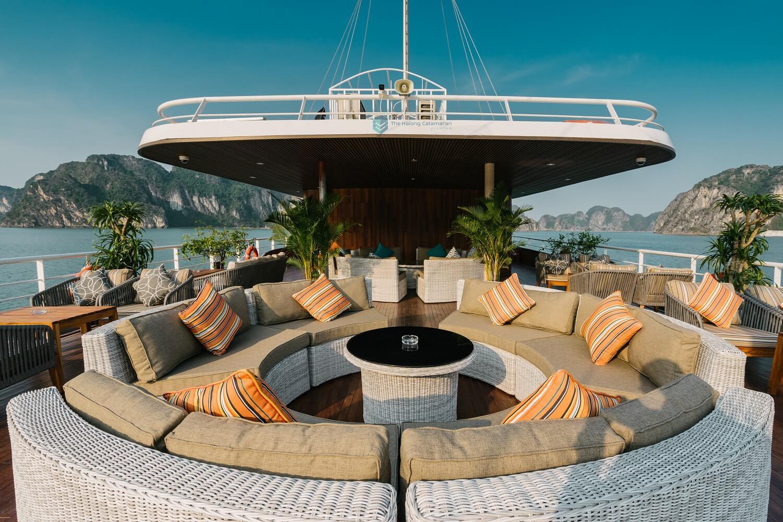 Sundeck - Catamaran Cruise