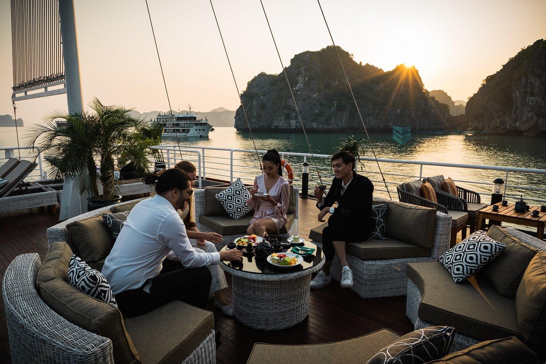 Tea Ceremony - Catamaran Cruise