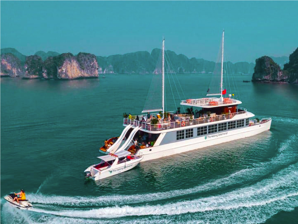 Du Thuyền Catamaran