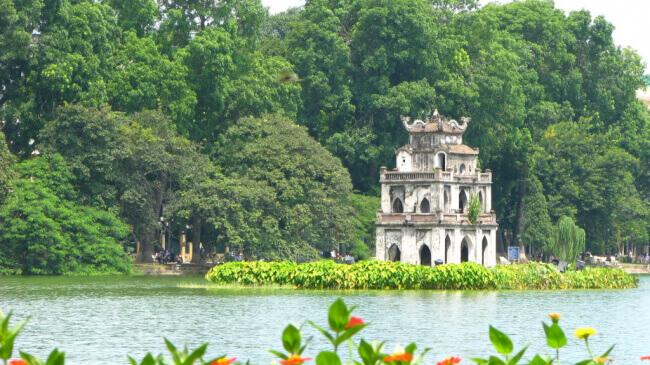 Vé máy bay giá rẻ từ Hồ Chí Minh đên Hà Nội