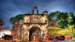 Pháo đài cổ A'Famosa