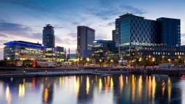 Thành phố Manchester