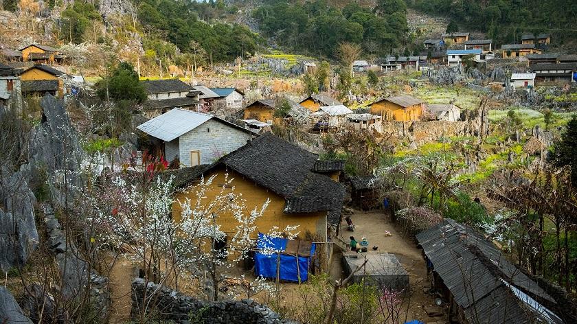 Nhà trên Cao nguyên đá Đồng Văn