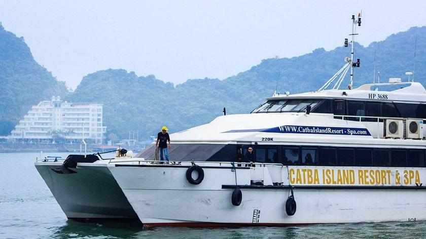Tàu cao tốc Cánh Ngầm