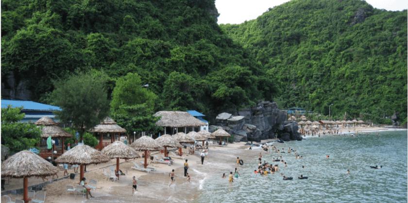 Bãi tắm Cát Cò