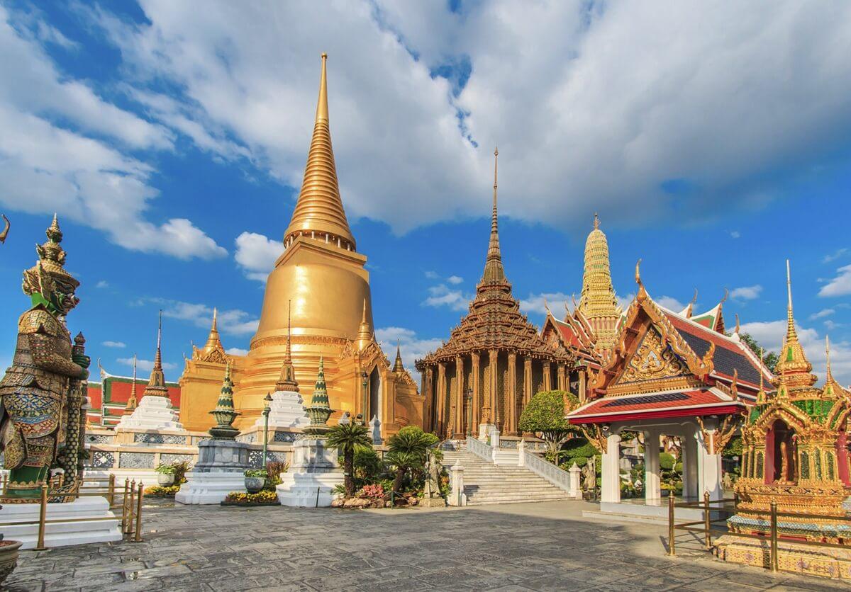 Kinh nghiệm du lịch Chùa Phật Ngọc Bangkok - Thái Lan - BestPrice