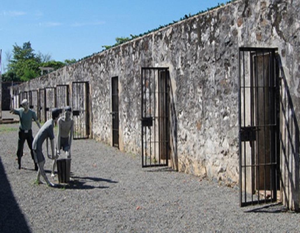 Hình ảnh bên trong nhà tù Côn Đảo