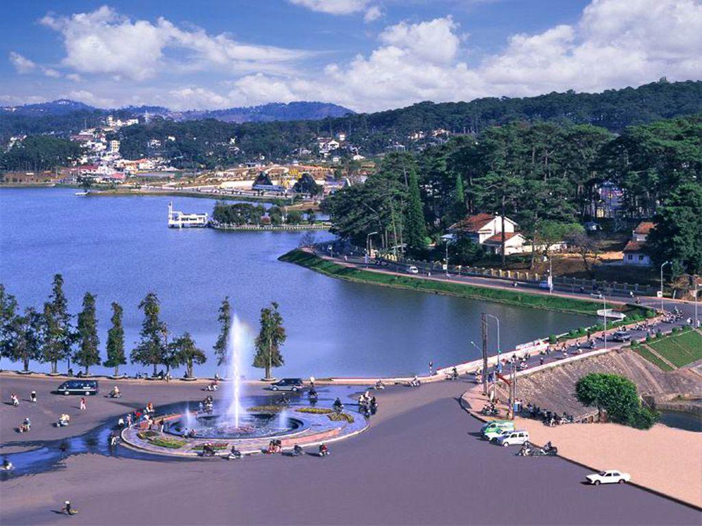 Hồ Xuân Hương - trái tim của Đà Lạt