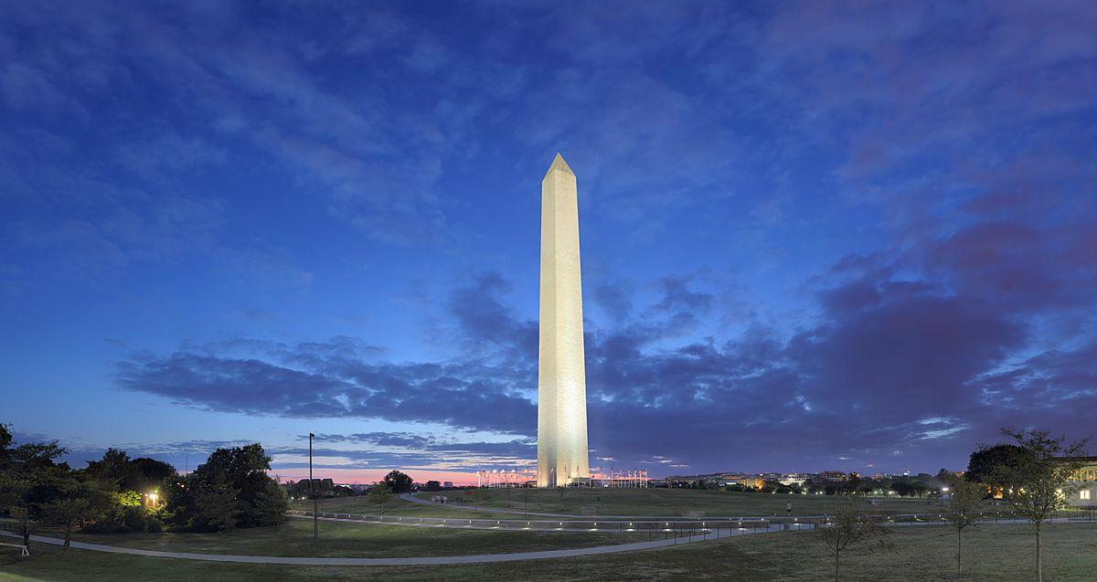 Đài tưởng niệm tổng thống Geogre Washington