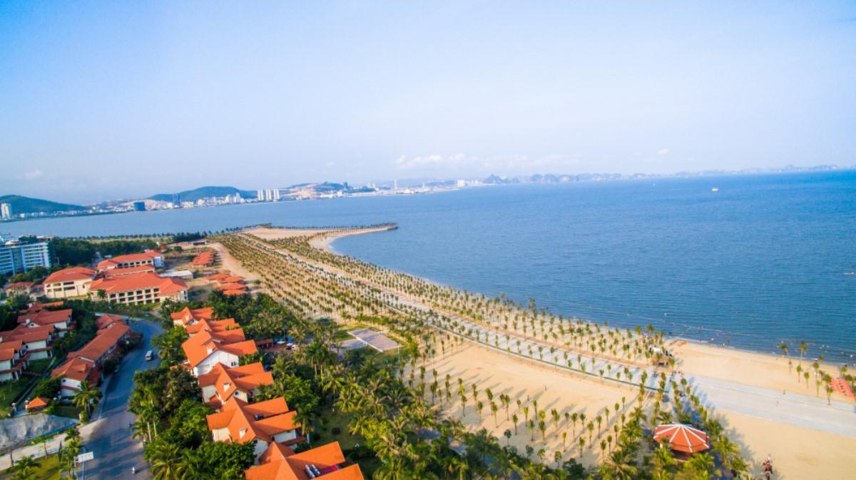 Bãi tắm Thiên Đường - Đảo Tuần Châu
