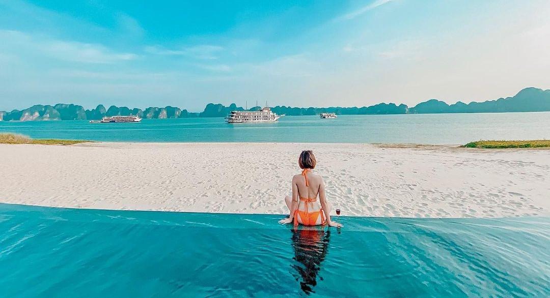 Du lịch bãi biển Tuần Châu
